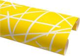 Russell + Hazel S/6 Piet Sheet Wrap on Roll, Yellow