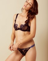 Agent Provocateur Piper Thong Navy