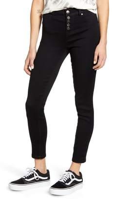 1822 Denim Butter High Waist Ankle Skinny Jeans
