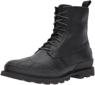 Sorel Men's Madson Wingtip Waterproof Oxford Boot