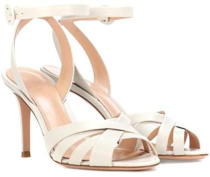 Gianvito Rossi Exclusive to mytheresa.com – Multi-strap High leather sandals