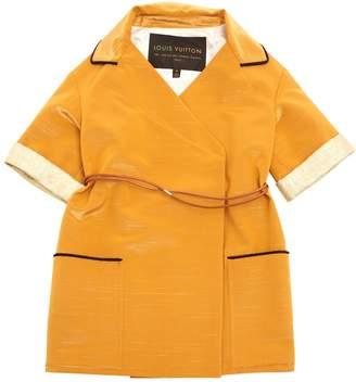 Louis Vuitton \N Orange Silk Jacket for Women
