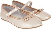 Accessorize Patent Ballerina Shoes