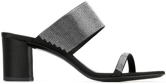 Pedro Garcia Studded Strap Sandals