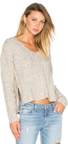 Line Rowen V Neck Sweater