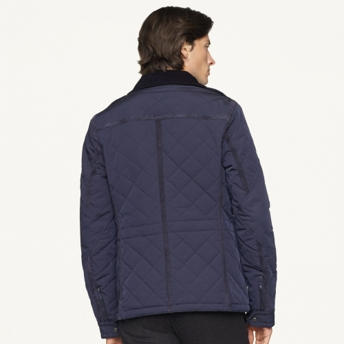 Ralph Lauren Black Label Quilted Field Jacket