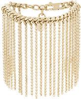 Nina Ricci chains bracelet