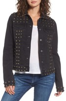 Juicy Couture Women's Studded Denim Jacket