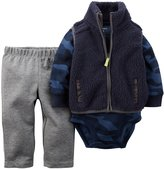 "Carter's Baby Boys' ""Waterway"" 3-Piece Outfit"