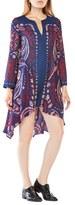 BCBGMAXAZRIA Women's 'Geena' Handkerchief Hem Dress