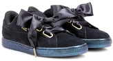 Puma Heart Suede Sneakers
