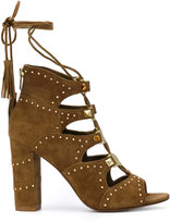 Ash Alexa sandals - women - Leather/Suede - 36