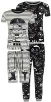 Carter's PIRATE CHARACTER AND MAP 2 PACK Pyjama set black