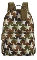 Valentino Camo Star Backpack