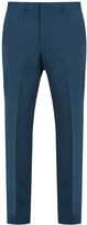 Prada Slim-leg wool and mohair-blend trousers