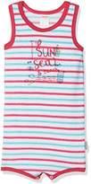 Absorba Baby Girls' Bodyshort SM Sun Bodysuit,18-24 Months