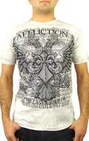 Affliction Fedor Warbird Signature Series S/S Guys T-shirt in Vintage by Clothing, Size: