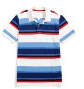 Tommy Hilfiger Final Sale- Bold Stripe Polo