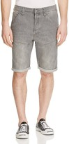 G Star 5620 Relaxed Fit Denim Shorts in Medium Aged