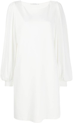 Dorothee Schumacher Bishop Sleeve Dress