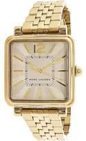 Marc Jacobs Men's Vic MJ3462 Gold Stainless-Steel Quartz Dress Watch