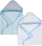 Miracle Blanket MiracleWare Muslin Hooded Towel