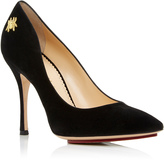 Charlotte Olympia Bacall Court Pump