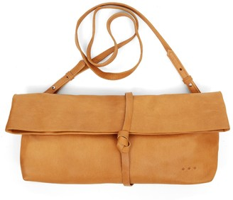 Kmana Chatwin Clucth & Cross Body - Brown