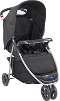 BabyStart Ria Black 3 Wheeler Pushchair