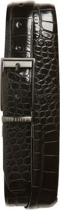 Ted Baker Sandrer Reversible Leather Belt