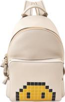 Anya Hindmarch Mini Pixel Smiley backpack