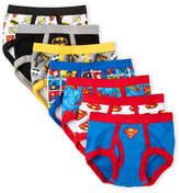 DC Toddler Boys) 7-Pack Super Friends Underwear