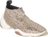 Giuseppe Zanotti Glitter Jump Slip-On Sneaker
