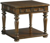 Lexington Coventry Hills End Table with Storage