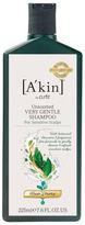 Akin A'kin Unscented Very Gentle Shampoo 225ml