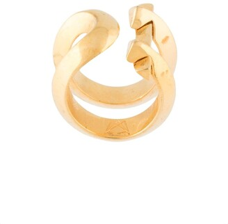 THIRD CROWN Marcy gold ring
