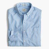 J.Crew Secret Wash shirt in medium stripe