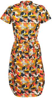 Smash Wear INDIANA women's Dress in Multicolour