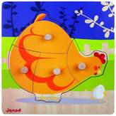 Janod J07002 Chicken Puzzle
