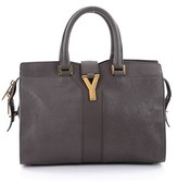 Saint Laurent Pre-owned: Chyc Cabas Tote Leather Small.