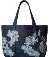 MICHAEL Michael Kors Denim Item XL Tote Tote Handbags