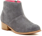 Toms Leila Ankle Bootie (Little Kid & Big Kid)