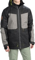 DC Kingdom Snowboard Jacket - Waterproof, Insulated (For Men)