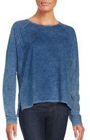 Rag & Bone Camden Long-Sleeve Sweatshirt