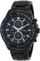 Lucien Piccard Men's LP-12552-BB-11 Cartagena Analog Display Japanese Quartz Watch