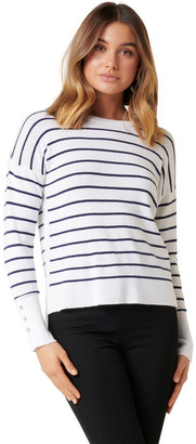 Forever New Taylor Stripe Jumper Two