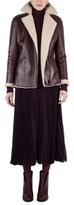 Akris Punto Women's Genuine Shearling Jacket