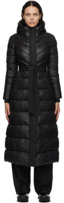 Mackage Black Down Calina Coat