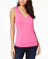 INC International Concepts I.N.C. V-Neck Tank Top, Created for Macy's