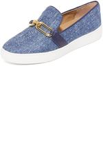Michael Kors Lennox Slip On Sneakers
